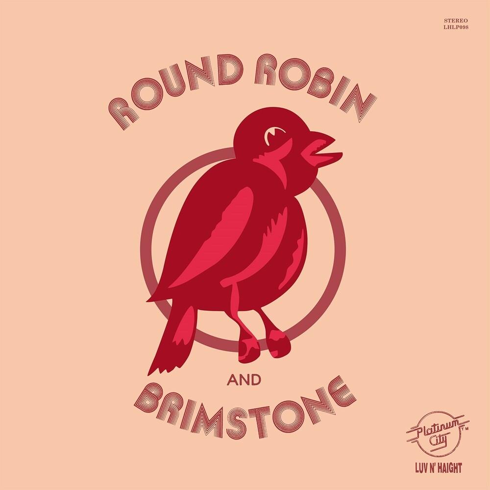 Round Robin and Brimstone - Round Robin and Brimstone [RSD Drops 2021]