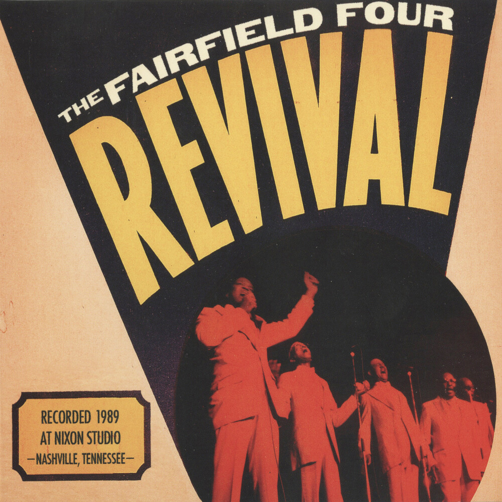 The Fairfield Four - Revival