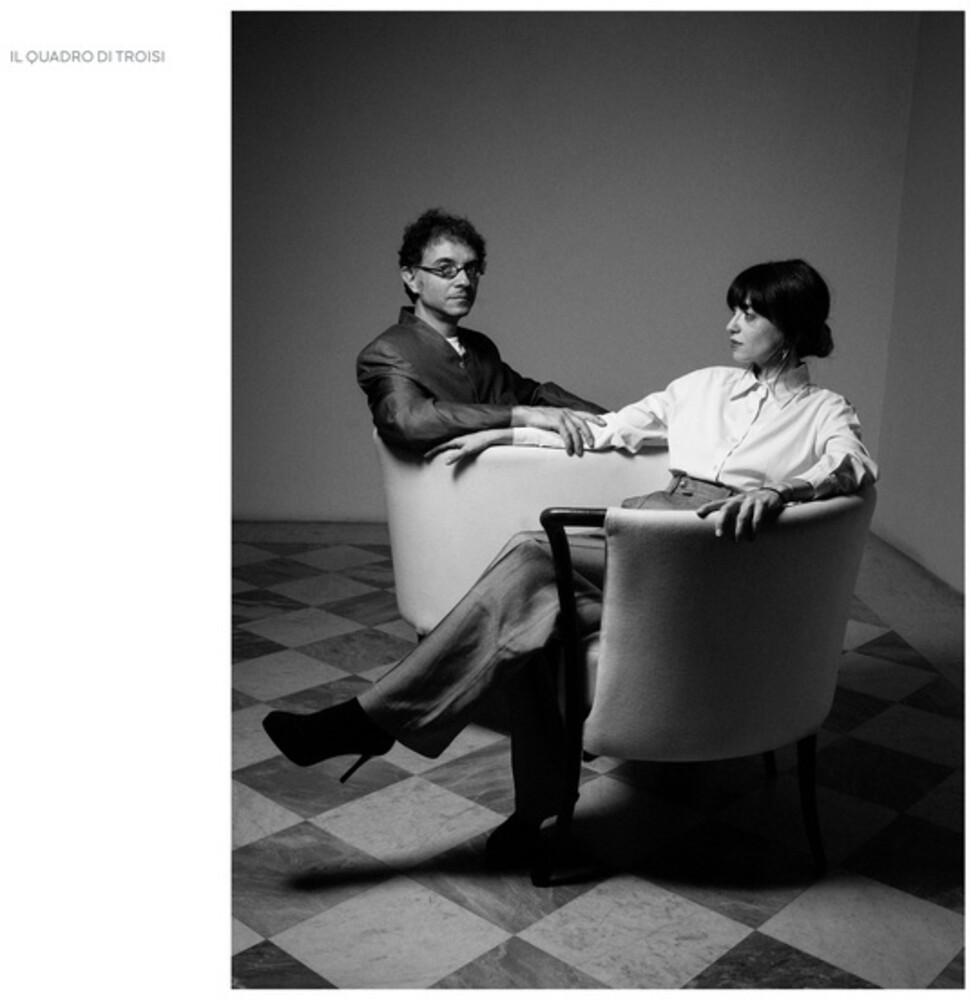 Il Quadro Di Troisi / Eva Geist / Donato Dozzy - Il Quadro Di Troisi