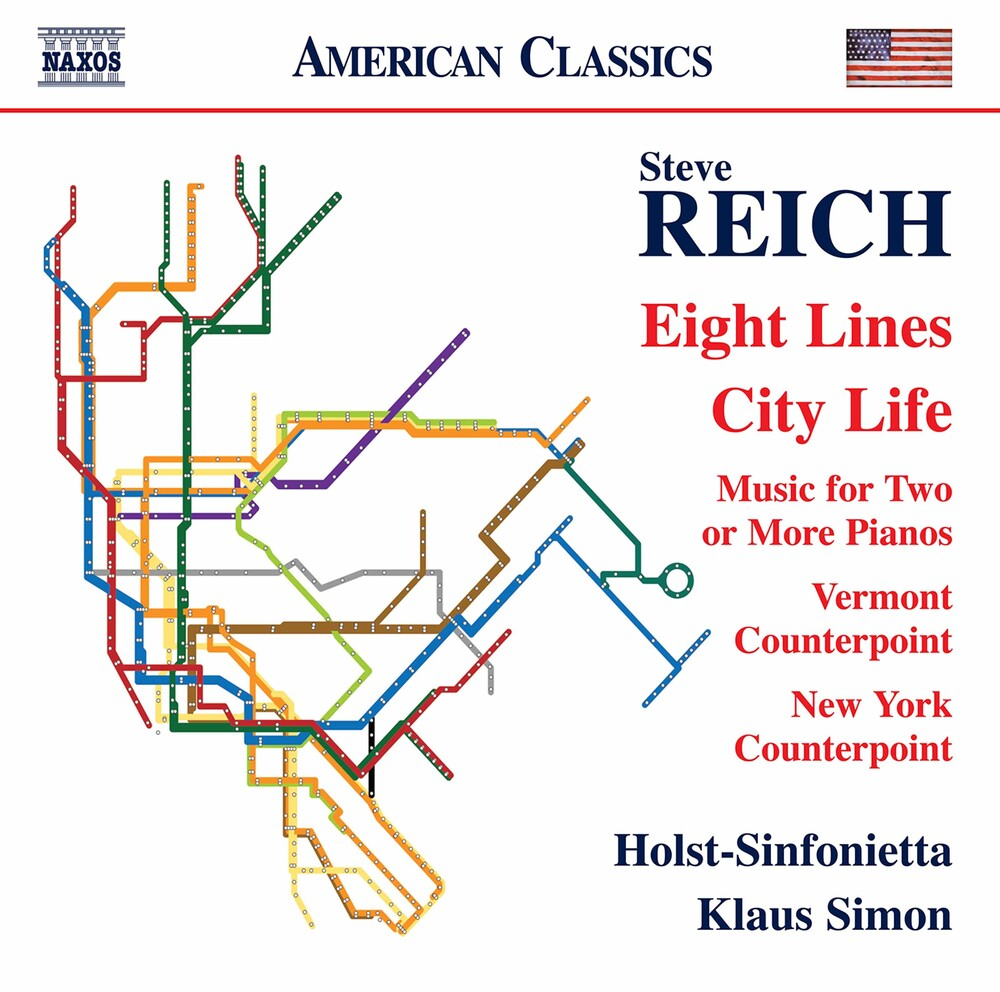 Holst Sinfonietta - Eight Lines / City Life