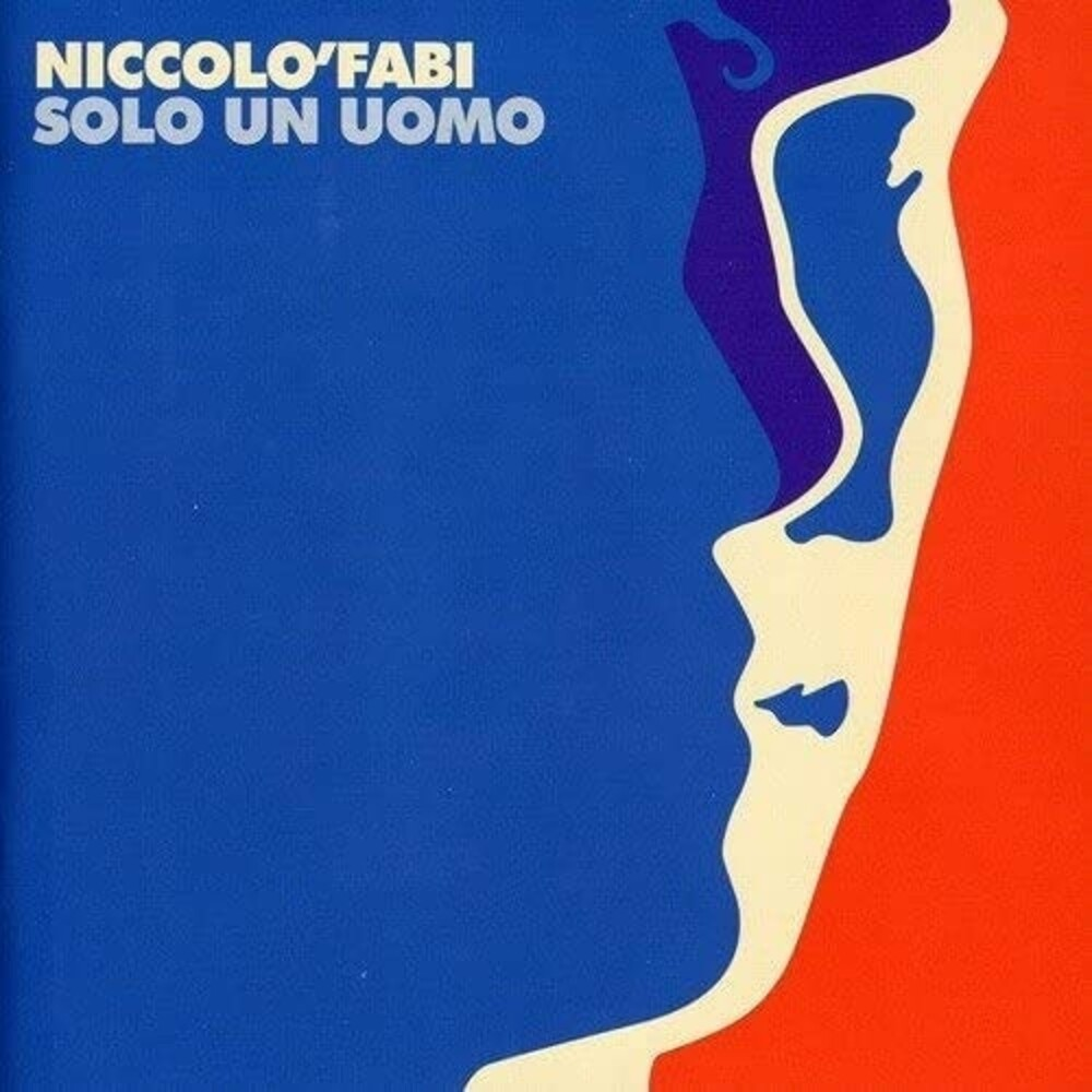 Niccolo Fabi - Solo Un Uomo (Ita)