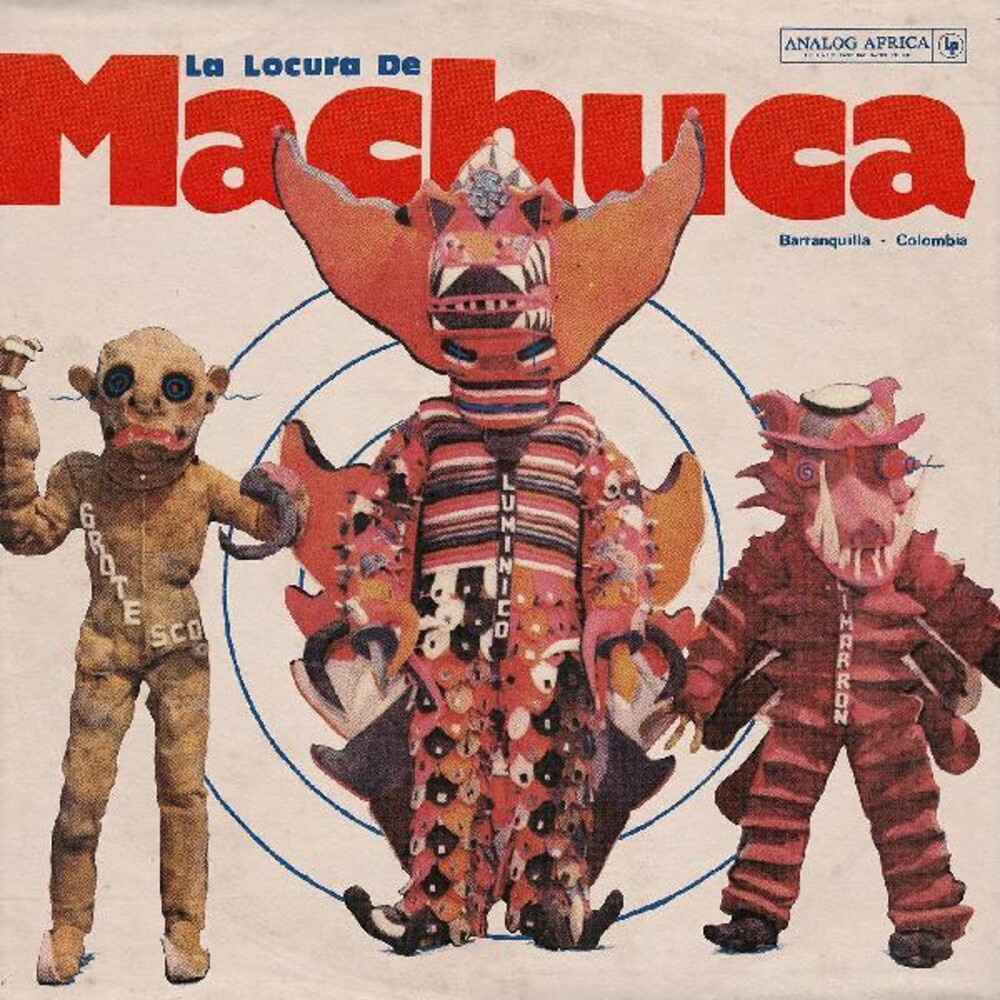 La Locura De Machuca / Various Gate Ofgv Wb - La Locura De Machuca / Various (Gate) (Ofgv) [With Booklet]