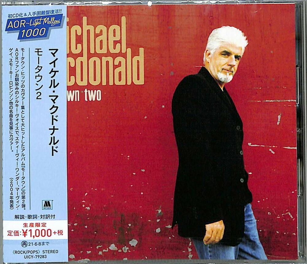 Michael McDonald - Motown Ii [Reissue] (Jpn)