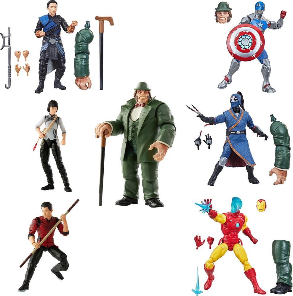 - Hasbro Collectibles - Marvel Legends Shc Assortment