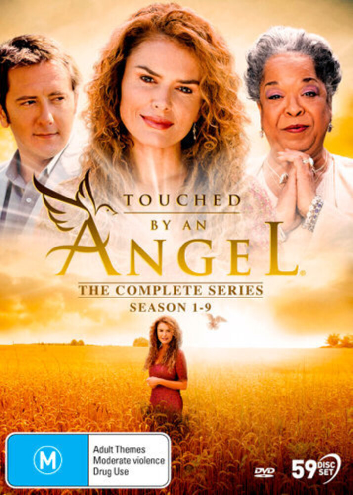 Touched by an Angel: The Ultimate Collection - Touched by an Angel: The Complete Series: Seasons 1-9