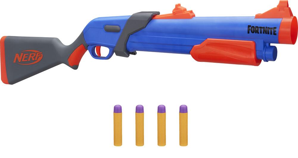 Ner Fortnite Pump Sg - Hasbro Collectibles - Nerf Fortnite Pump Sg