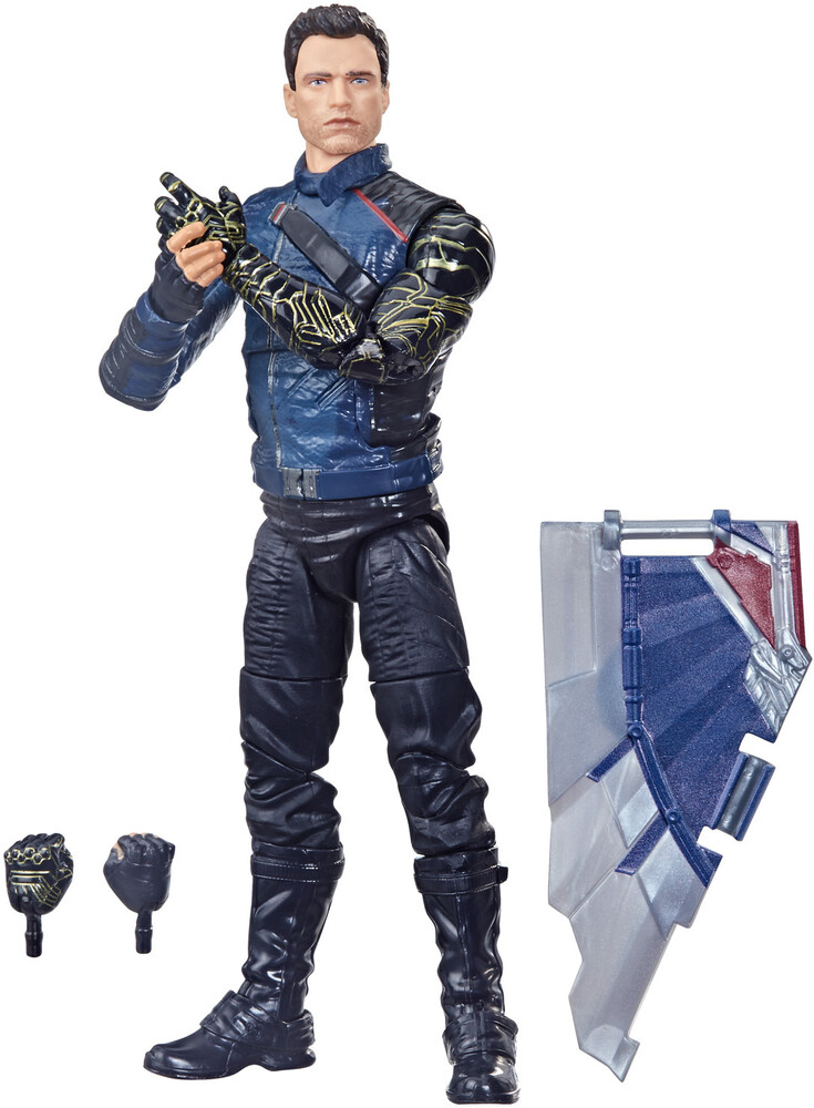 Avn Legends Mse 4 - Hasbro Collectibles - Marvel Legends Avengers Mse 4