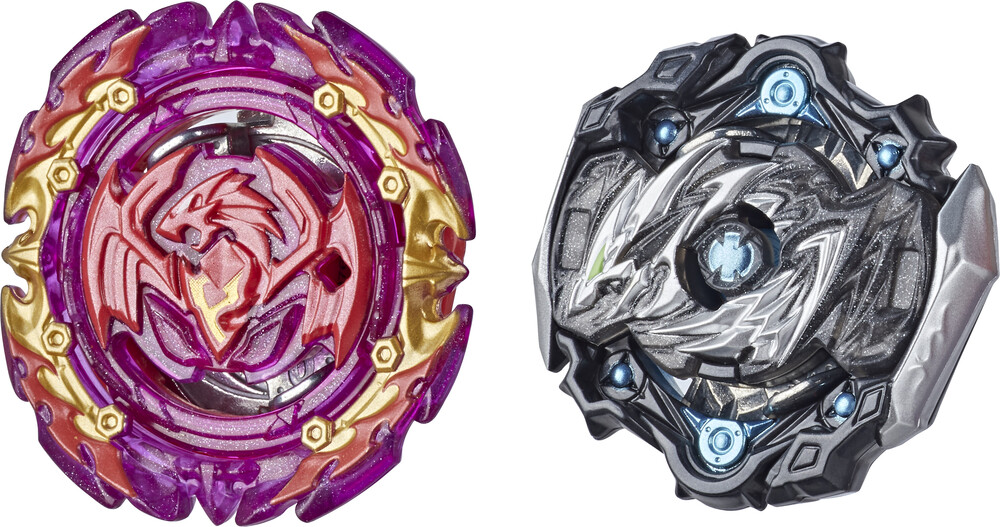Bey Ss Perf Phoenix Hs Myth Evo Dragon - Hasbro Collectibles - Beyblade Ss Hercules H4 Hs Kraken K5