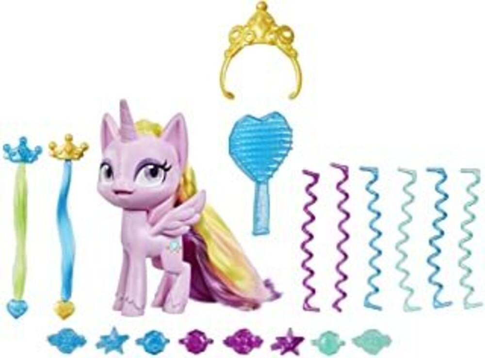 Mlp Hair Play Fun - Hasbro Collectibles - My Little Pony Hair Play Fun