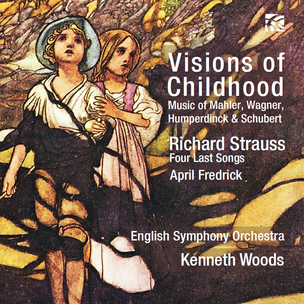Humperdinck / Fredrick / Woods - Visions Of Childhood