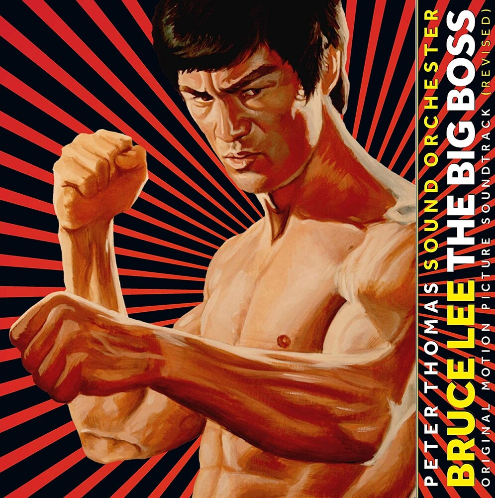 Peter Thomas  (Jpn) - The Big Boss (Fists of Fury) (Original Motion Picture Soundtrack Revised)
