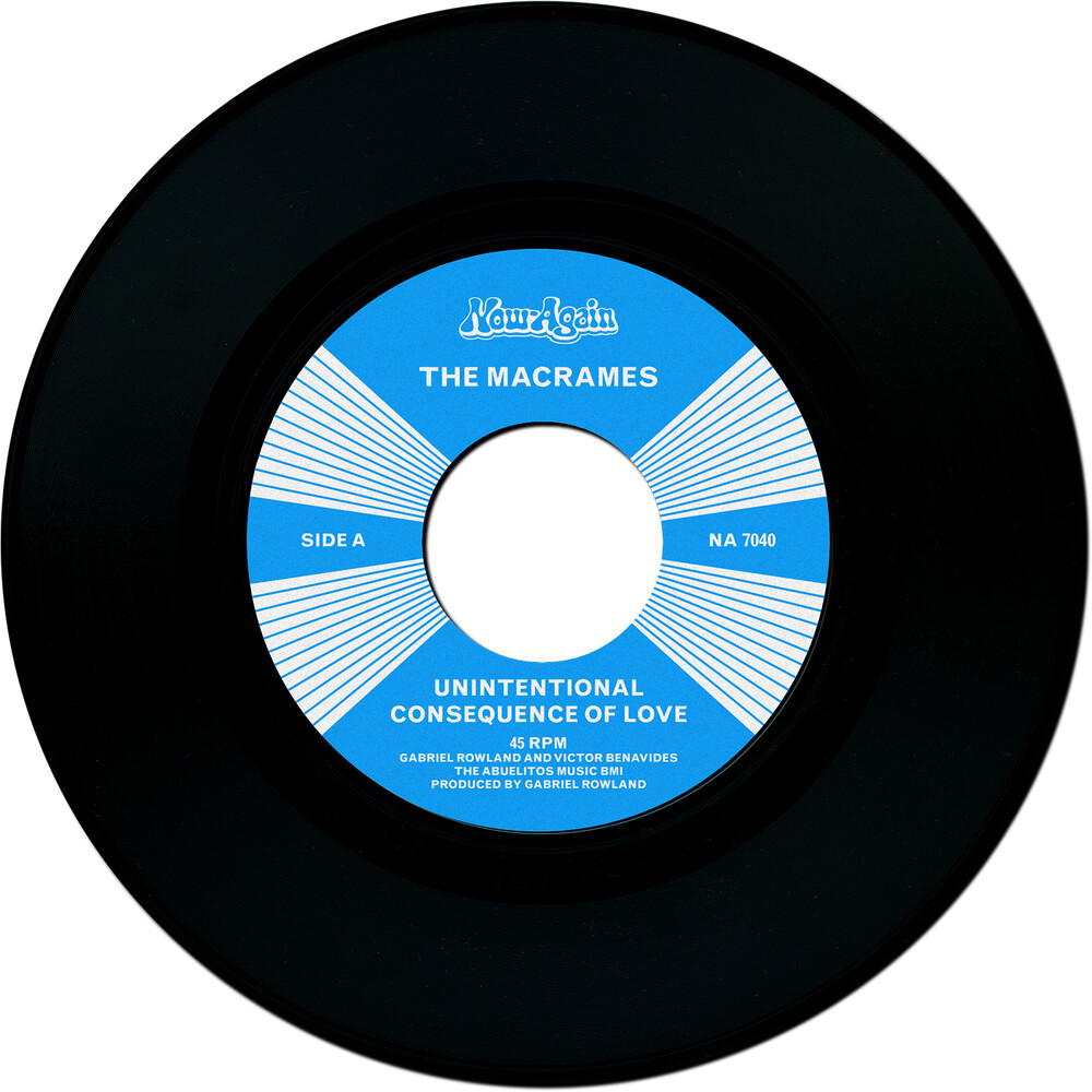 Macrames - Unintentional Consequence Of Love / So In Love