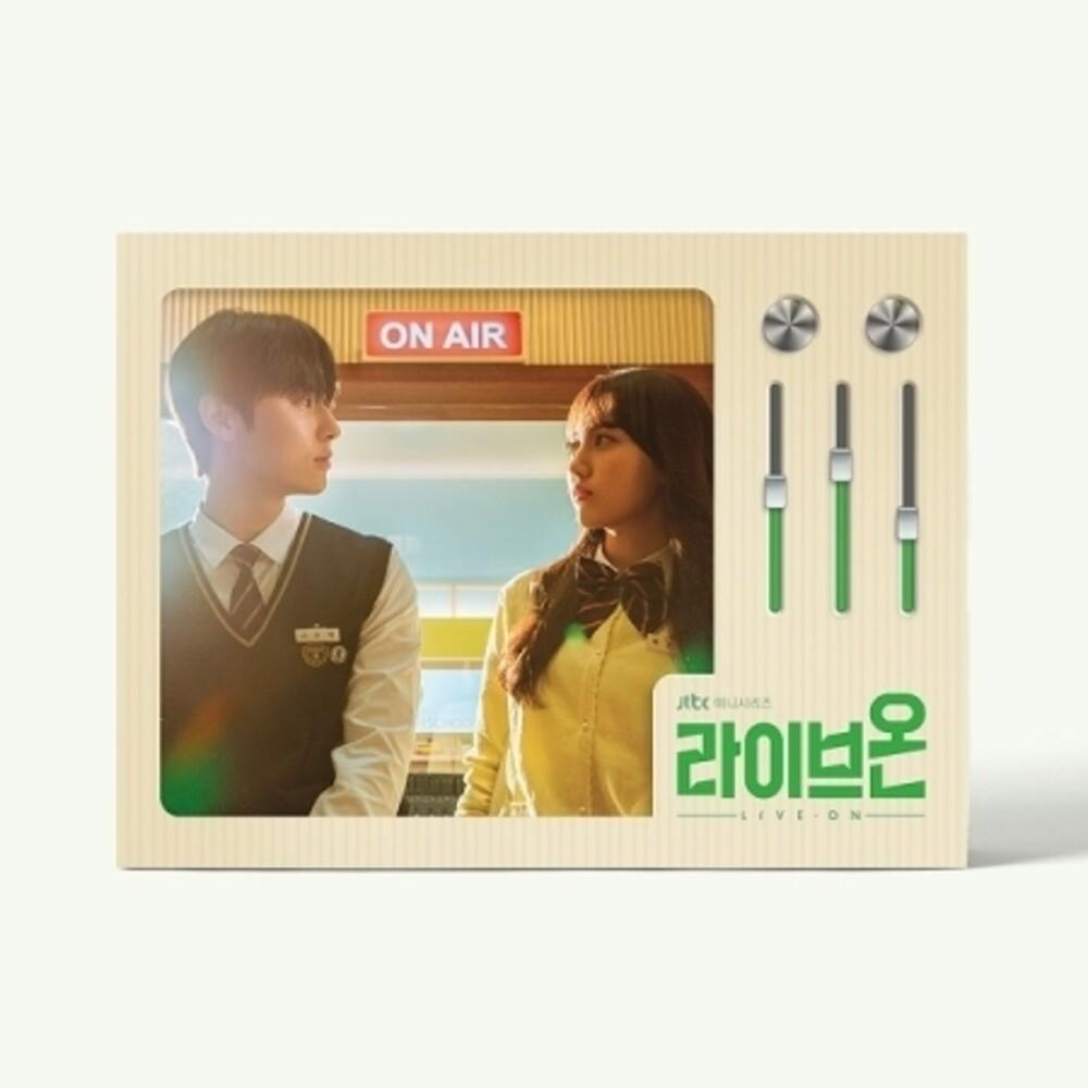 Live On (Jtbc Korean Drama) / O.S.T. (Asia) - Live On (JTBC Korean Drama) (Original Soundtrack)