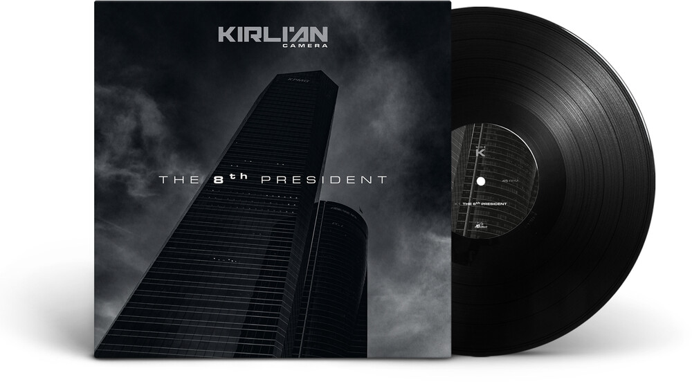 Kirlian Camera - 8th President (Blk) [Limited Edition]