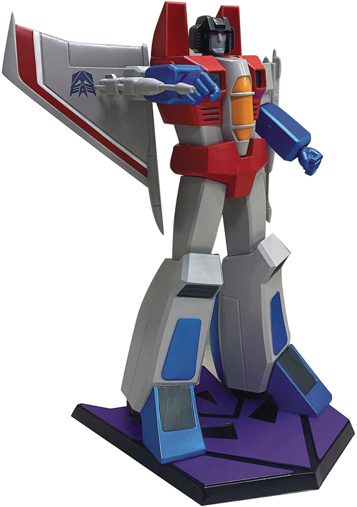 Pcs Collectibles - PCS Collectibles - Transformers Starscream 9 PVC Statue