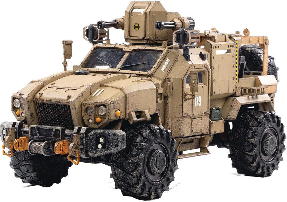Dark Source Trading - Dark Source Trading - Joy Toy Crazy Reload Desert 1/18 Scale Vehicle(Net)