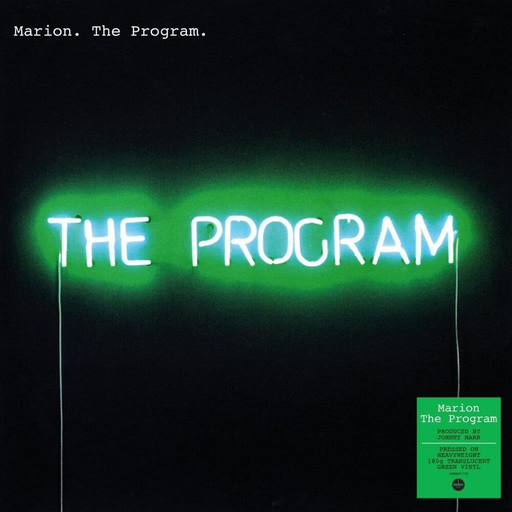 Marion - Program [180-Gram Translucent Green Colored Vinyl]