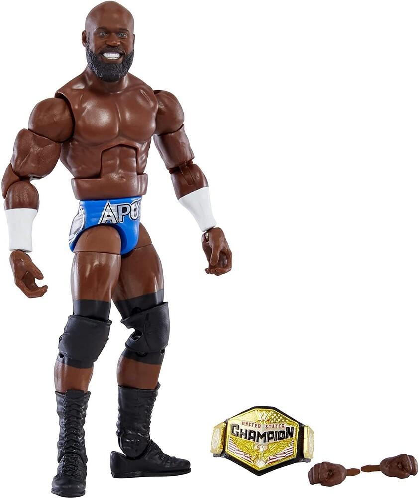 WWE - Mattel Collectible - WWE Elite Apollo Crews
