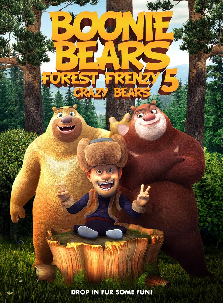 - Boonie Bears Forest Frenzy 5 Crazy Bears