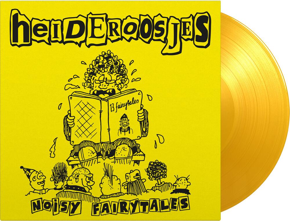 Heideroosjes - Noisy Fairytales [Limited Edition] [180 Gram] (Ylw)
