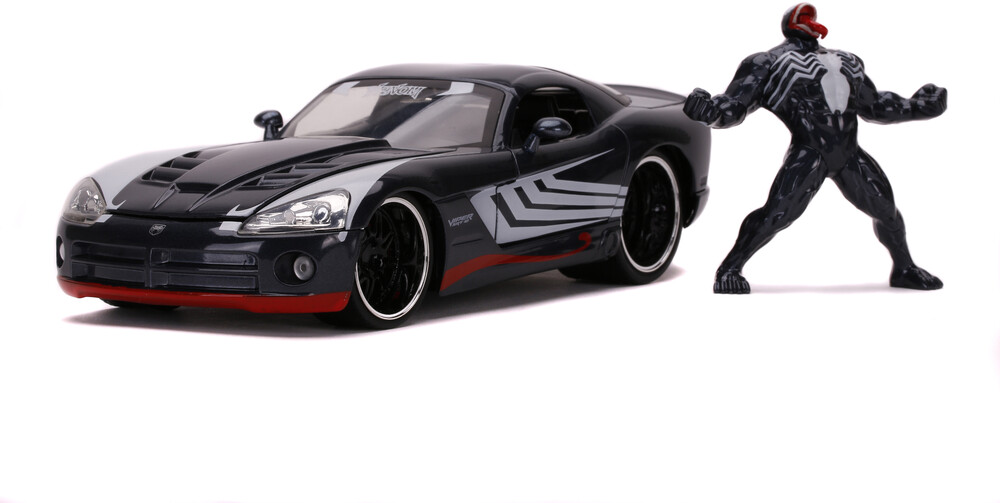 - Jada 1:24 Diecast 2008 Viper With Venom Figure