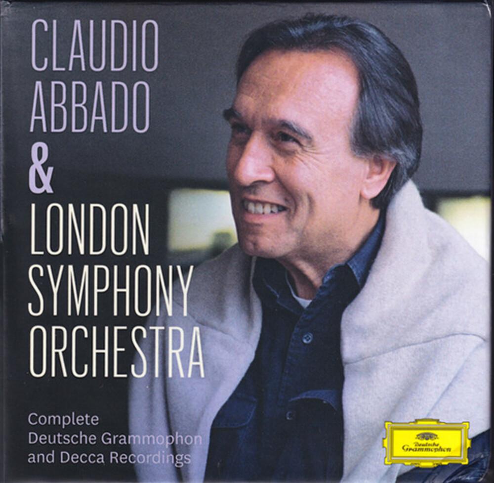 Claudio Abbado  / London Symphony Orchestra - Complete Recordings On Deutsche Grammophon & Decca