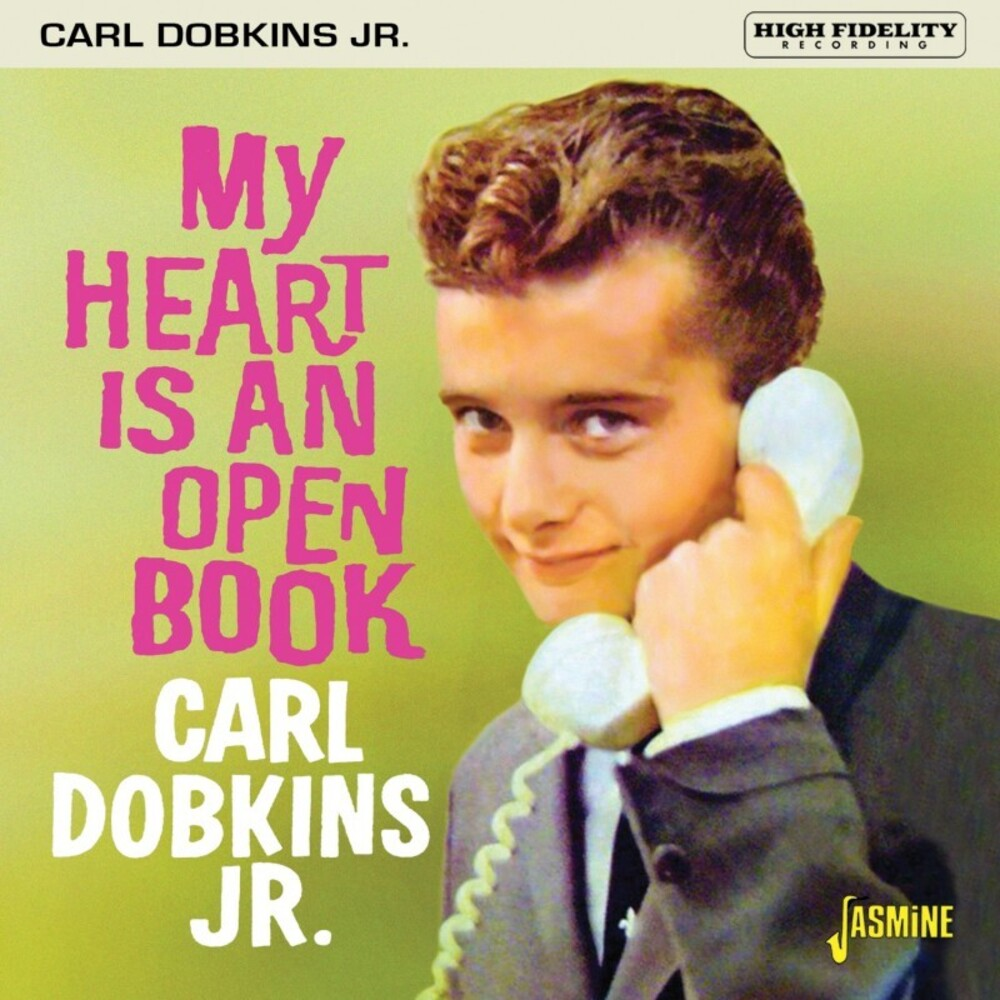 Dobkins Carl Jr - My Heart Is An Open Book
