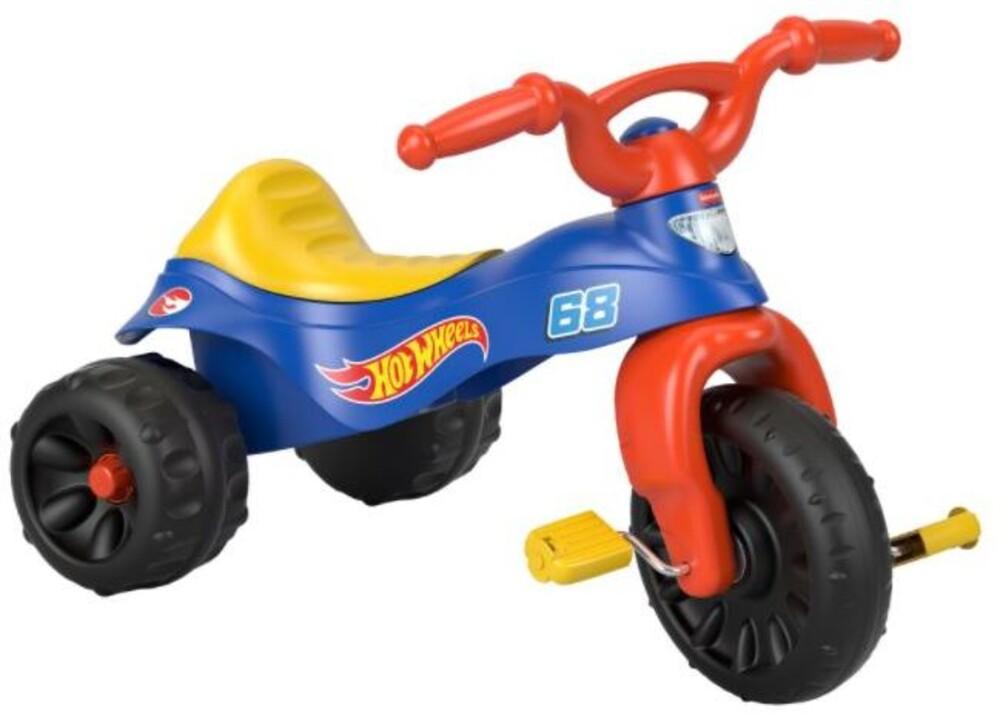 Power Wheels - Power Wheels - Hot Wheels Tough Trike
