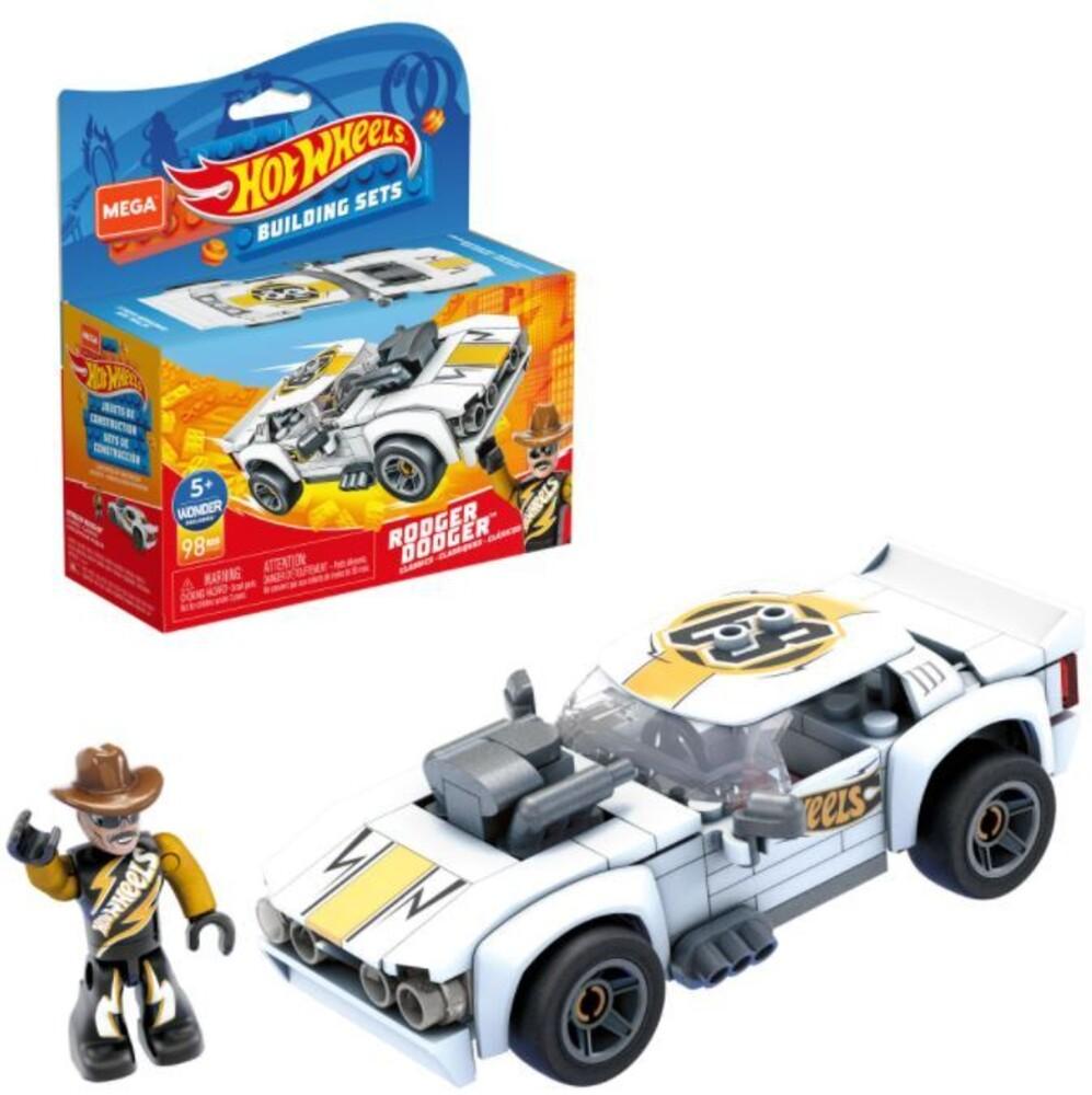 Mega Brands Hot Wheels - Mega Brands - Hot Wheels Rodger Dodger