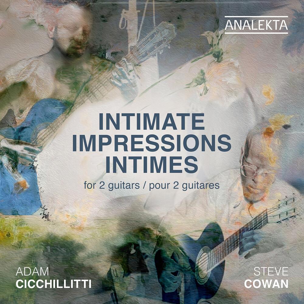 Debussy / Cicchillitti / Cowan - Intimate Impressions