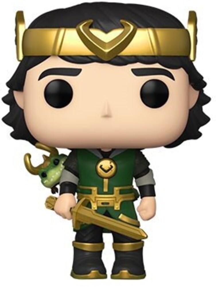 Funko Pop!: - Loki - Pop! 6 (Vfig)