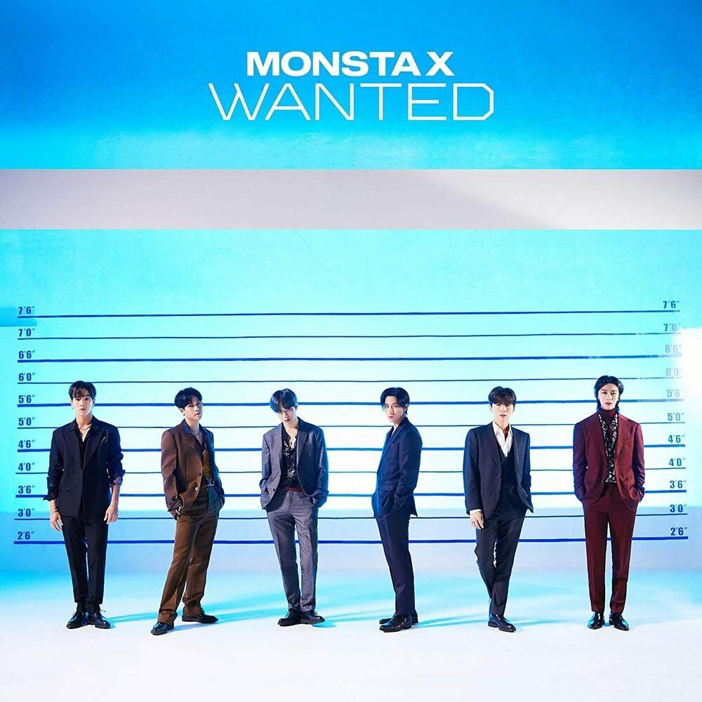 Monsta X - Wanted (Version B) (Spkg) (Jpn)