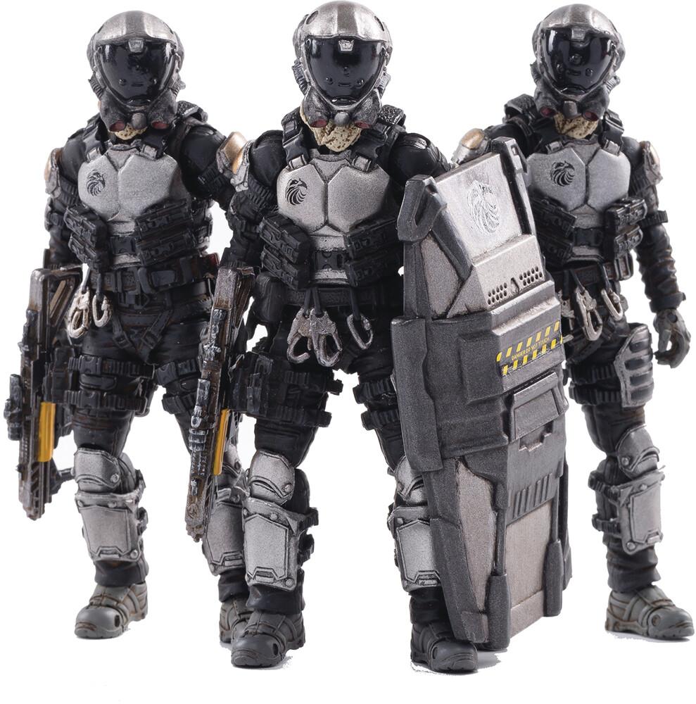 Dark Source Trading - Joy Toy Starhawk 7th Army Blackhawk Fleet 1/18 3pk