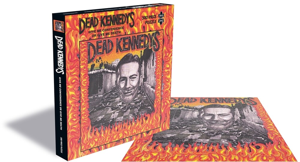 - Dead Kennedys Give Me Convenience Or Give (500 Pc)