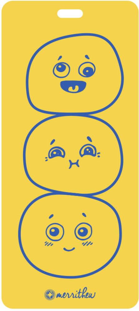 - Merrithew Eco Mat For Kids Hot Potato (Lemon)
