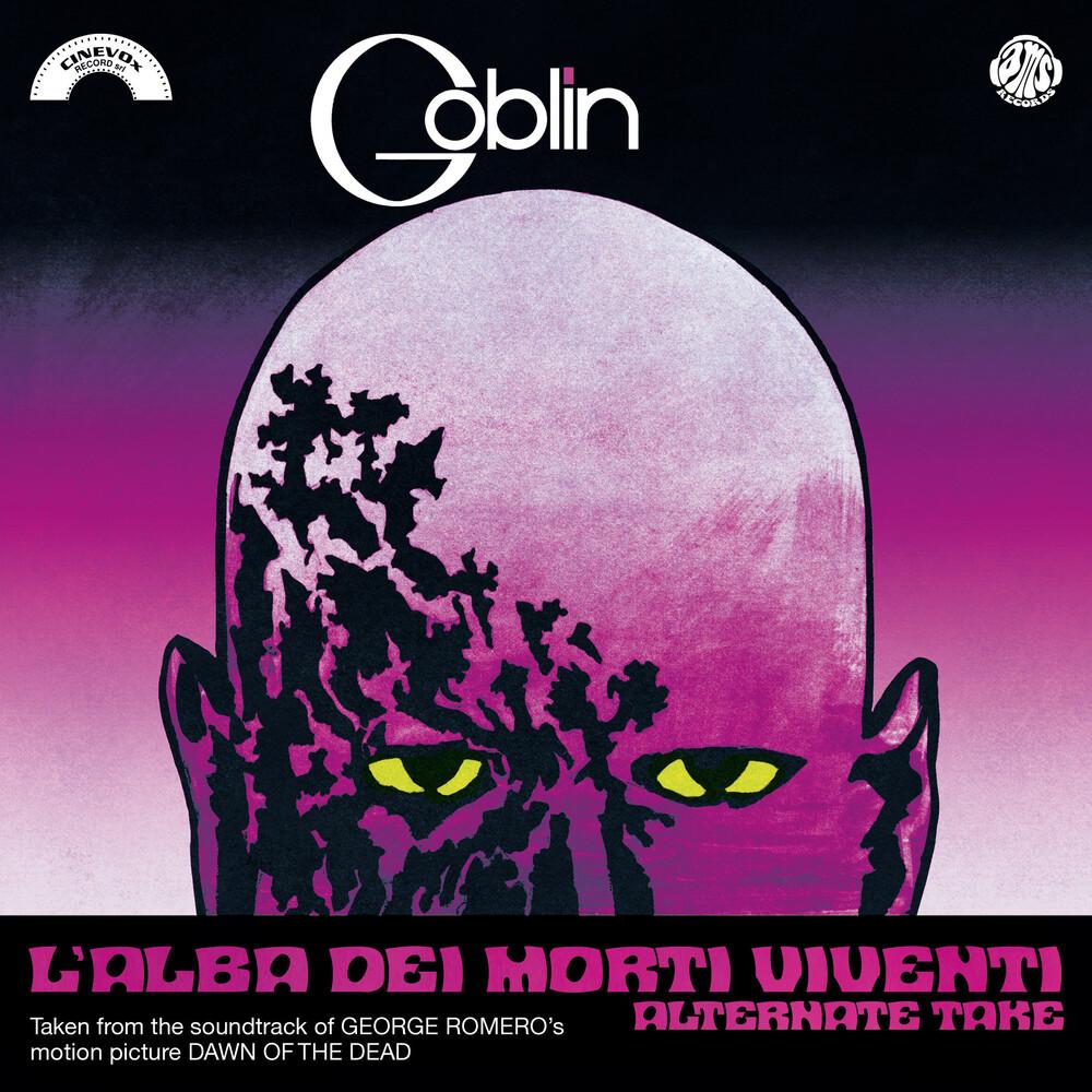 Goblin (Colv) (Pnk) (Wht) (Iex) - L'alba Dei Morti Viventi (Alternate Take) / Caccia