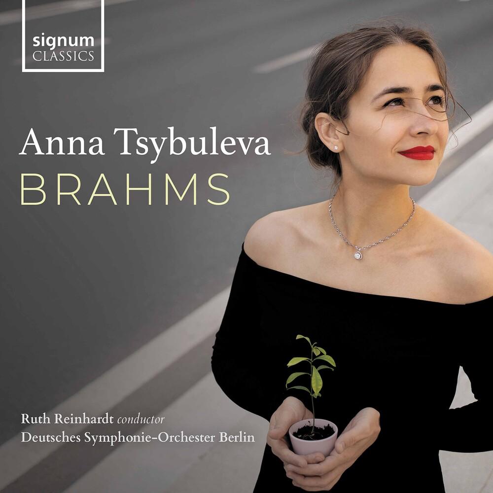 Anna Tsybuleva - Brahms