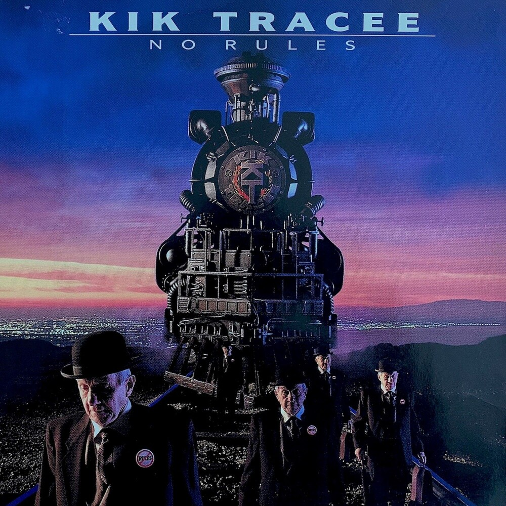 Kik Tracee - No Rules + Field Trip (Uk)
