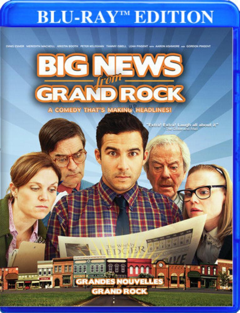 - Big News From Grand Rock / (Mod Ac3 Dol)