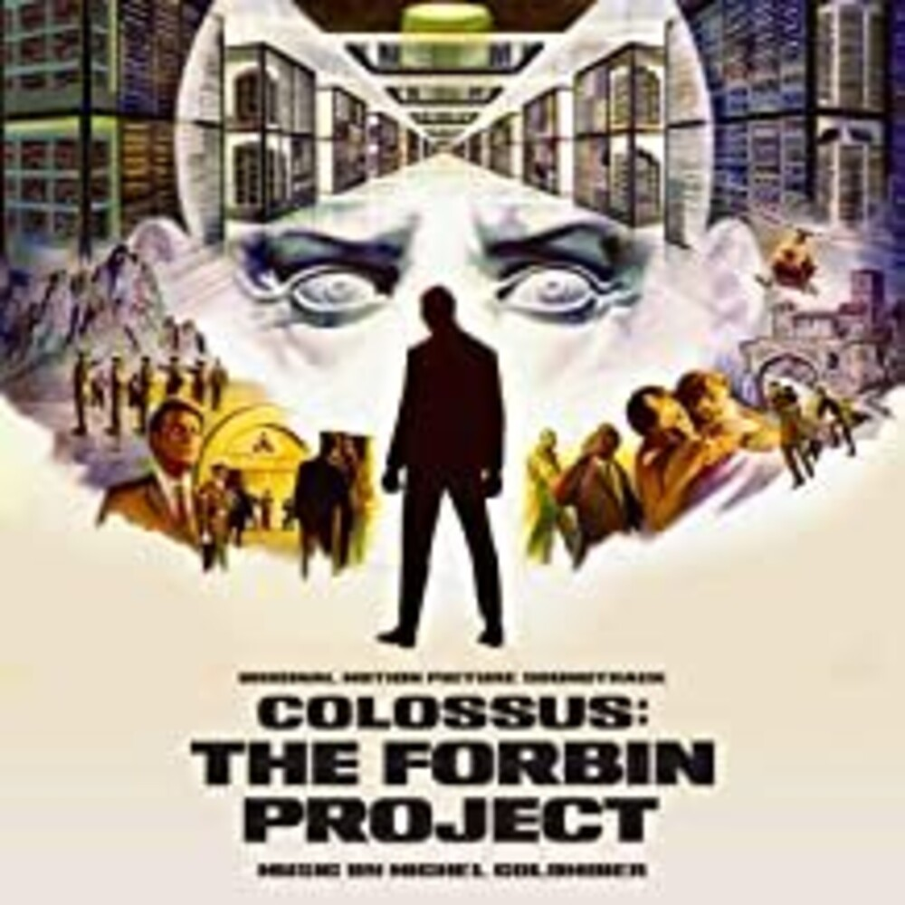 Michel Colombier  (Ita) - Colossus: The Forbin Project / O.S.T. (Ita)