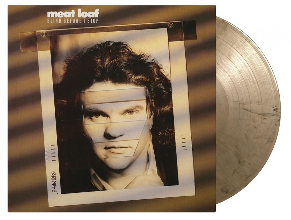 Meat Loaf - Blind Before I Stop (Blk) [Colored Vinyl] (Gol) [Limited Edition] [180 Gram]