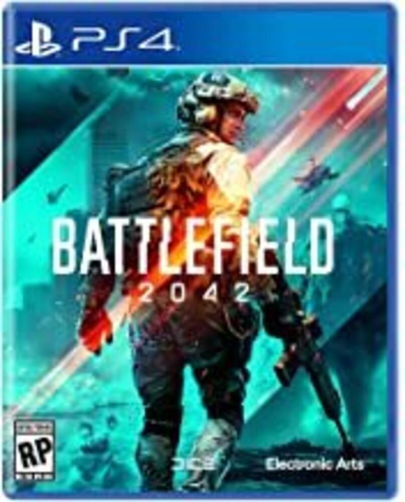 Ps4 Battlefield 2042 - Ps4 Battlefield 2042