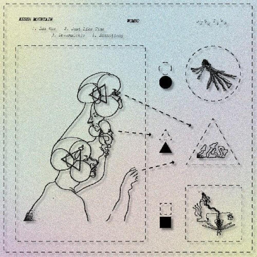 Wombo - Keesh Mountain [Colored Vinyl] (Pnk)