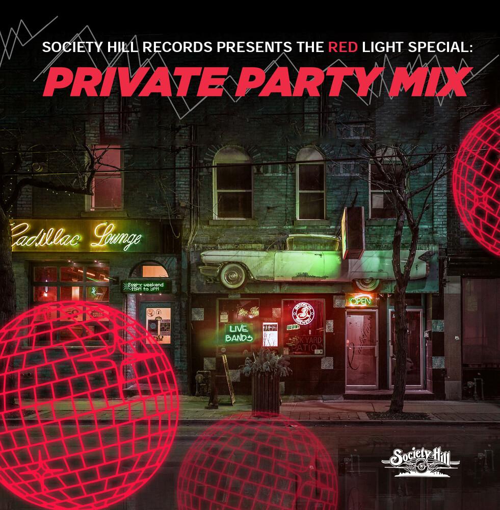 Society Hill Records Presents Red Light / Var - Society Hill Records Presents Red Light / Var