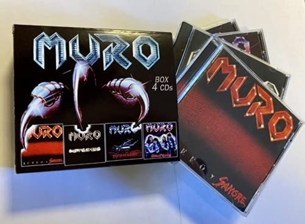 Muro - Sus Primeros Discos (Box) (Spa)