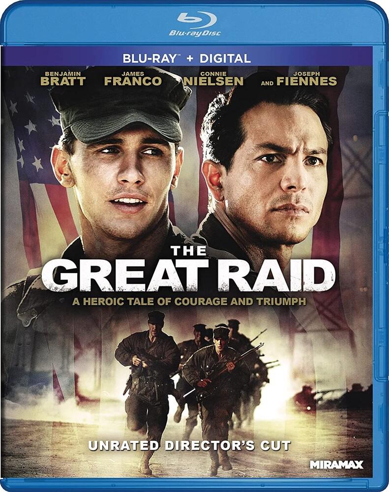Great Raid - Great Raid (Unrated) / (Dir Ac3 Amar Dol Sub Ws)