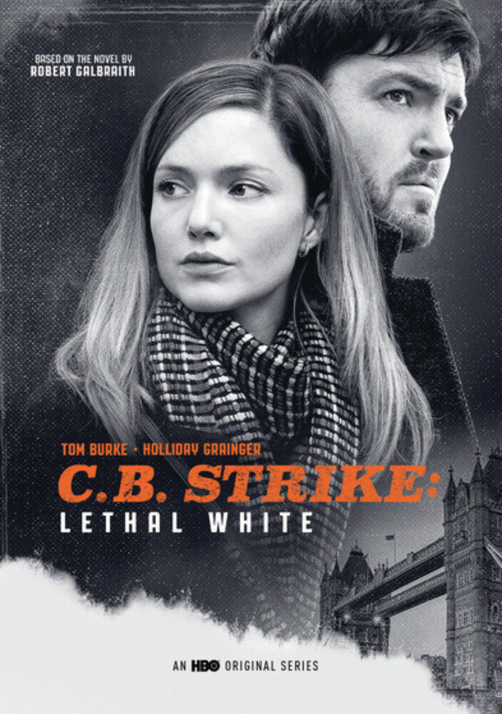 Cb Strike: Lethal White: S1 - Cb Strike: Lethal White: S1 (2pc) / (Mod Ac3)