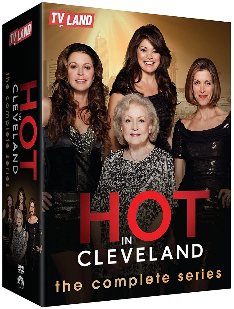 - Hot In Cleveland: Complete Series (17pc) / (Box)