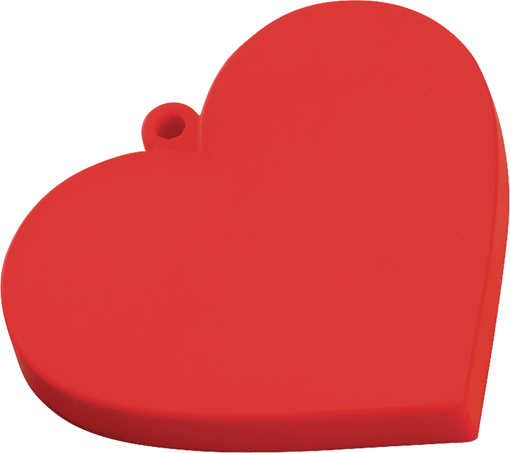 - Nendoroid More Heart Base Red (Clcb) (Fig)