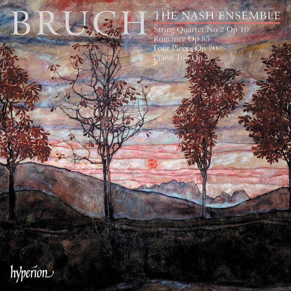Nash Ensemble - Bruch: Piano Trio